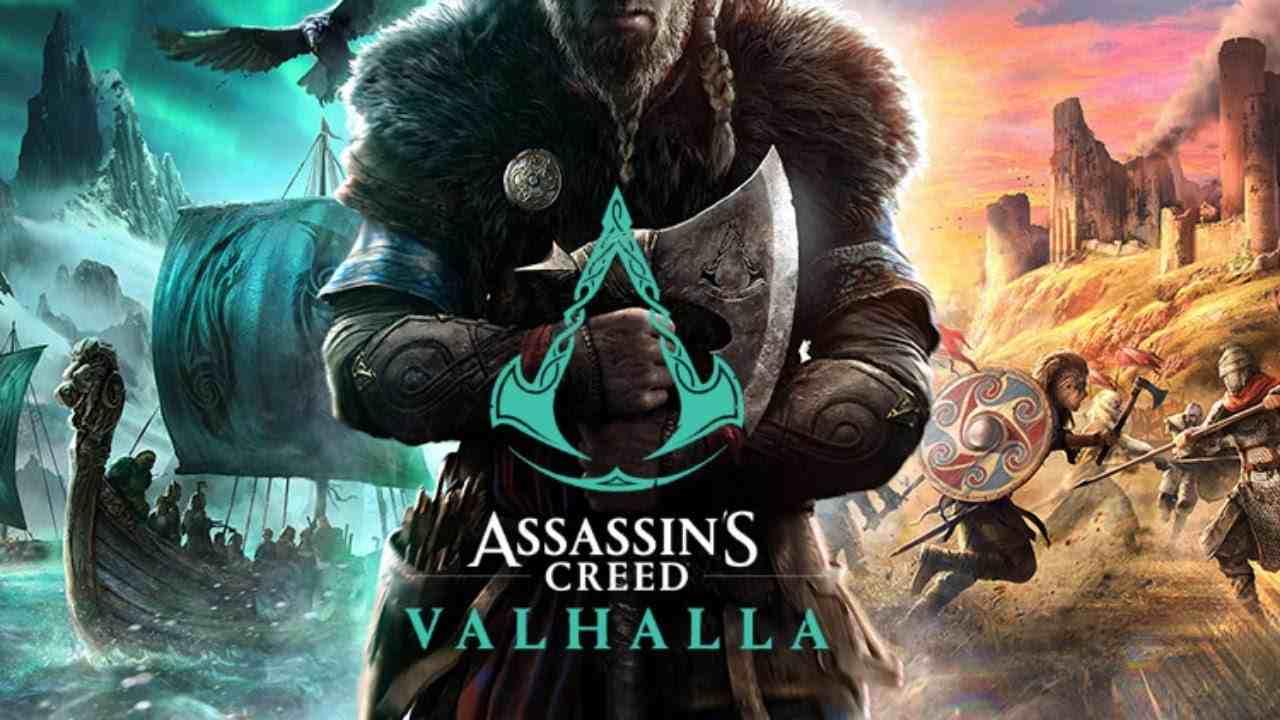 Open World assassin's creed valhalla