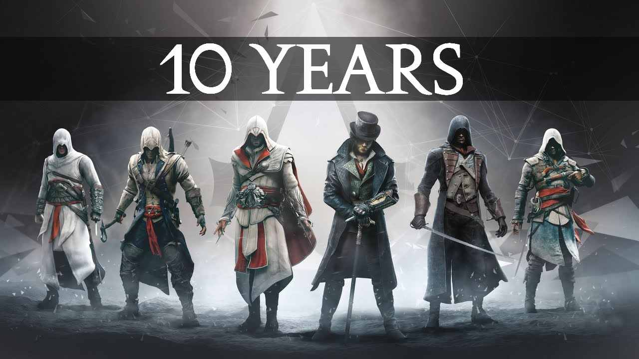 Assassin's Creed next-gen
