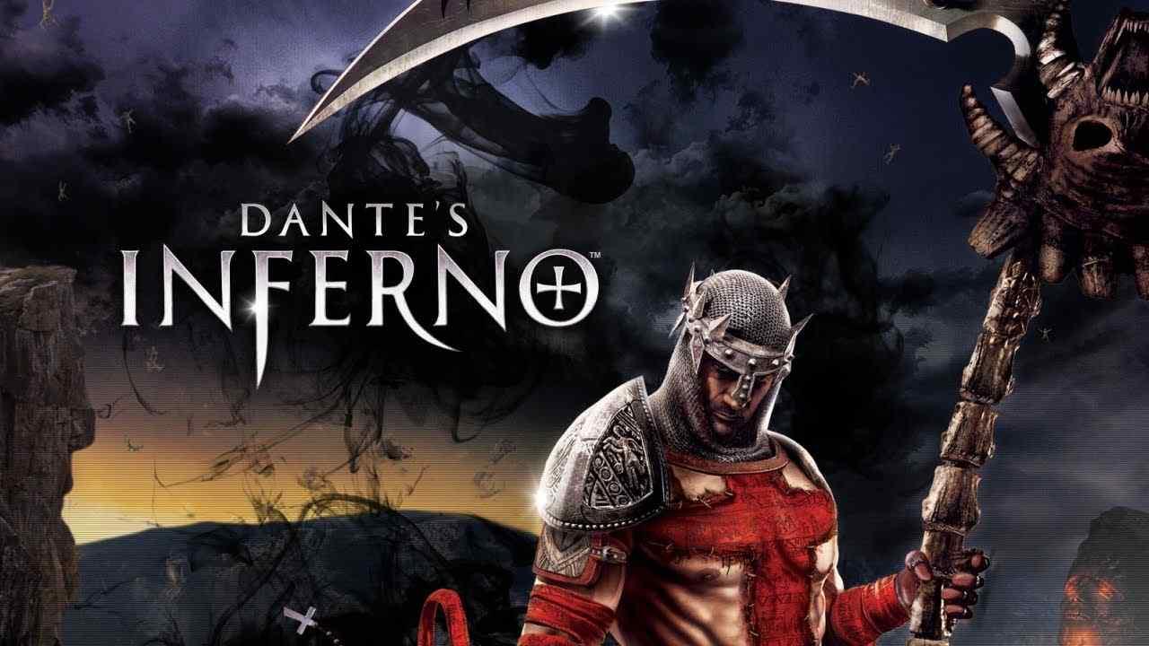 open world dante's inferno