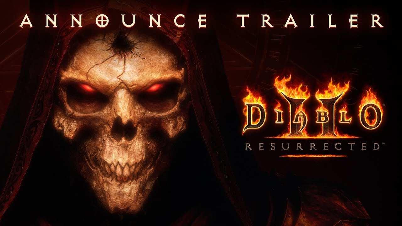 diablo II resurrected crossplay
