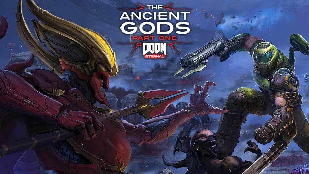 dom eternal the ancient gods parte 2