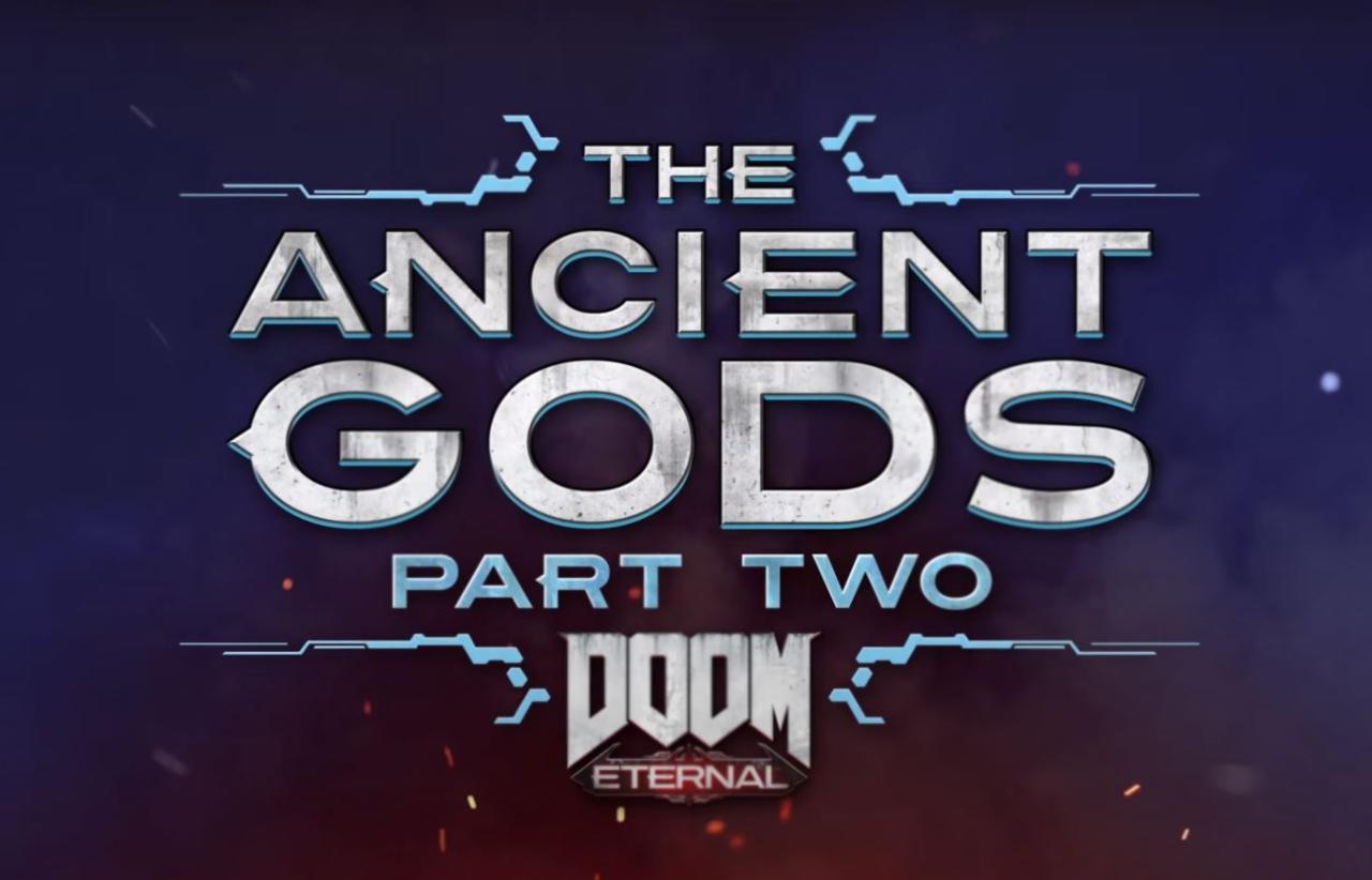 the ancient gods ii