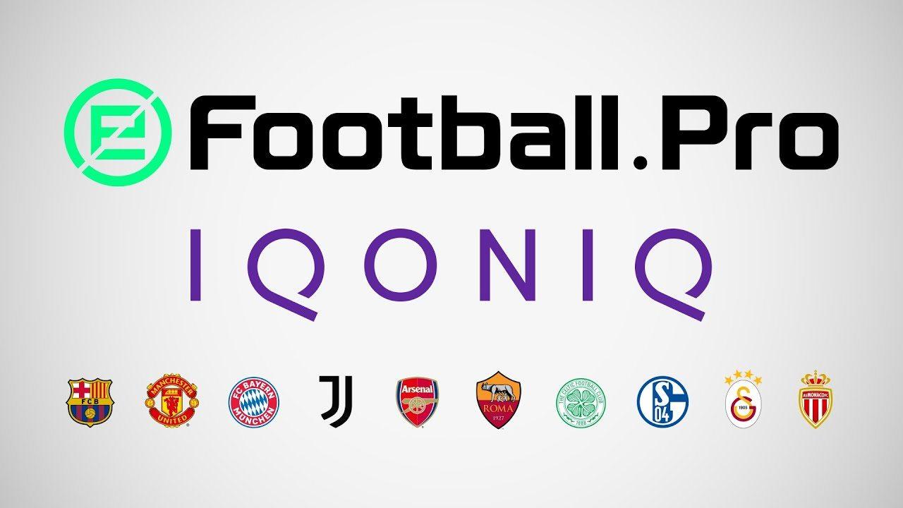 eFootball.Pro IQONIQ PES 2021