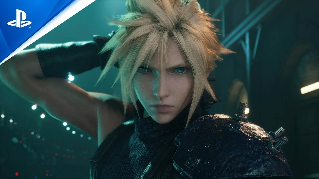 final fantasy VII remake intergrade trailer esteso