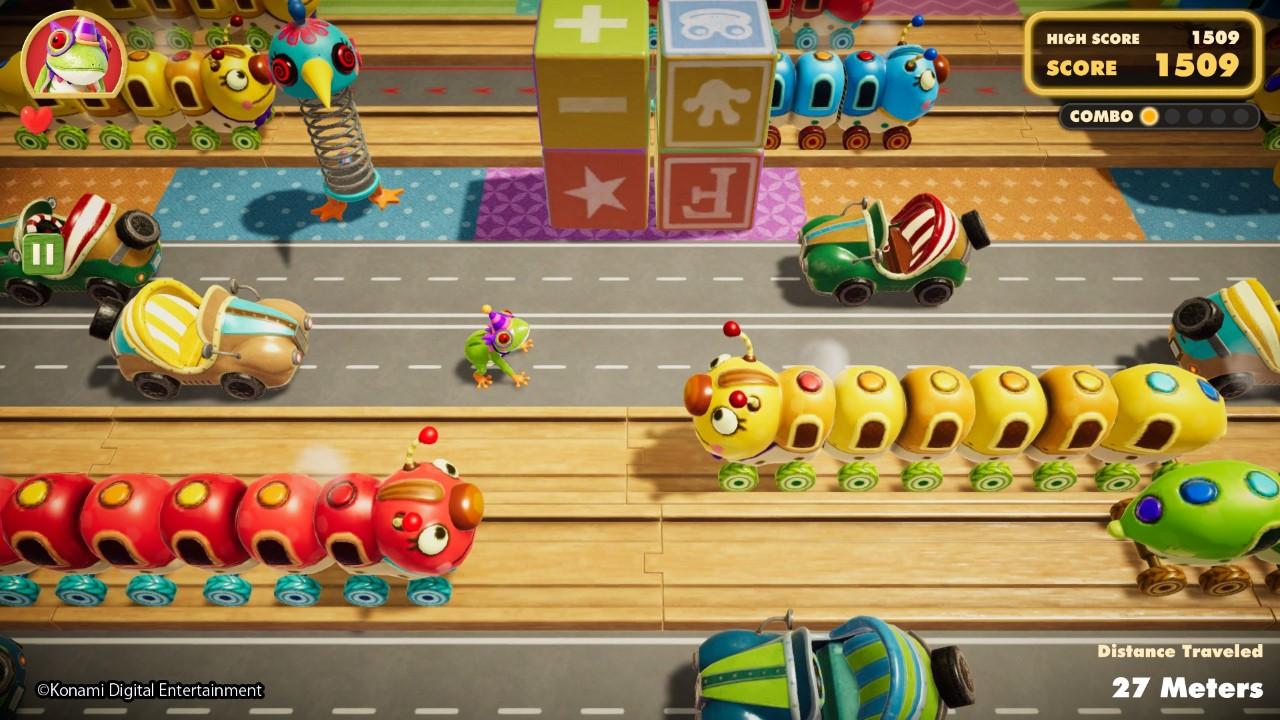 frogger in toy town gara di resistenza