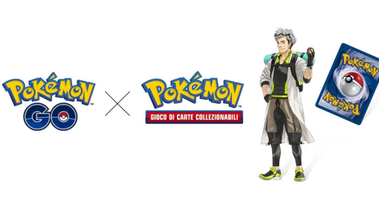 Pokémon GO carte