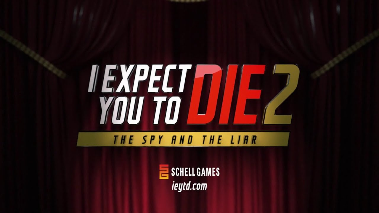 i expect you to die 2 Playstation VR
