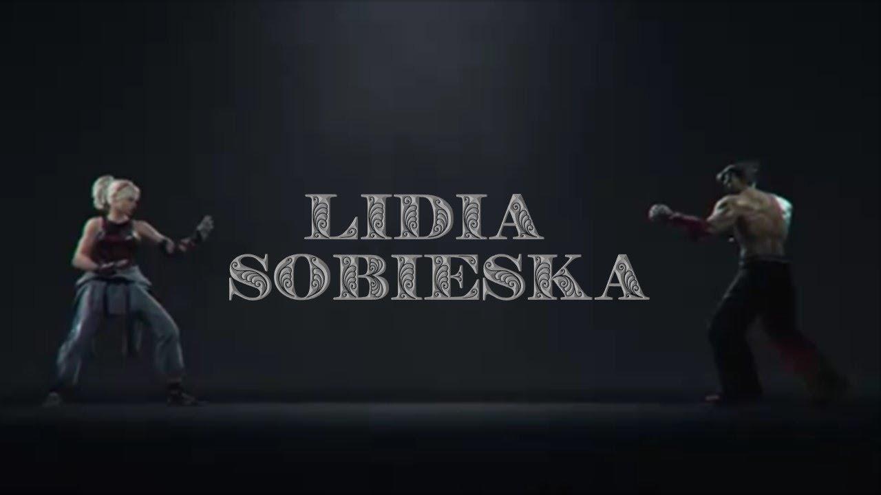 Tekken 7 Lidia Sobieska