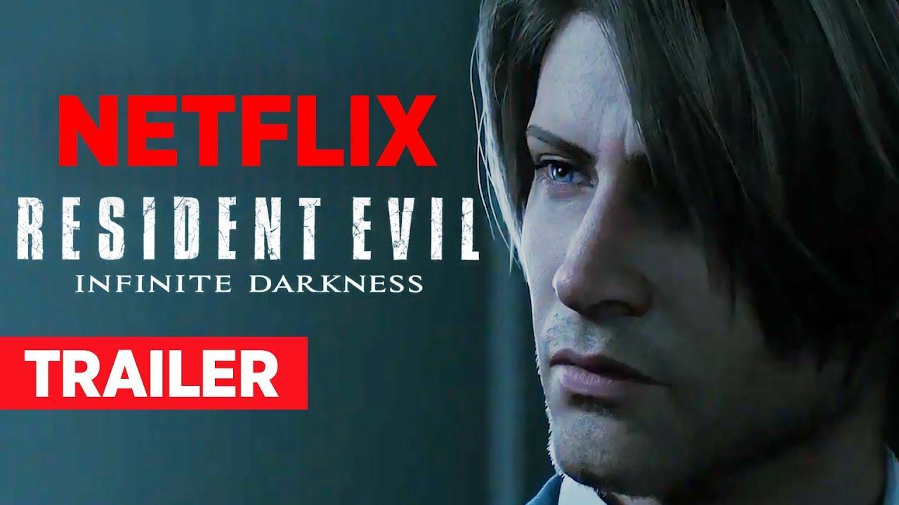resident evil serie animata