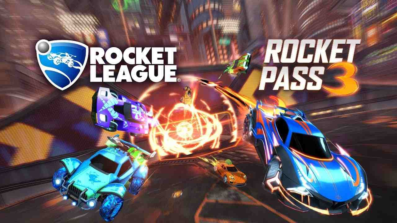 rocket league stagione 3