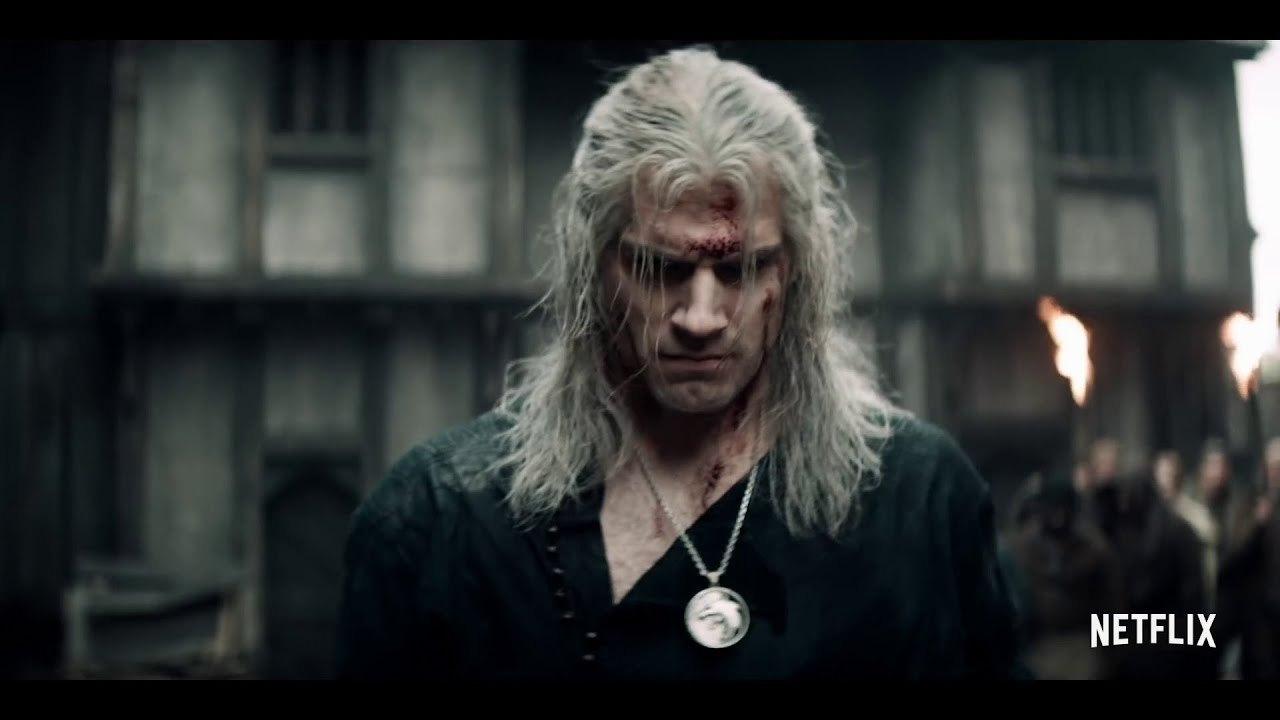 the witcher netflix personaggio