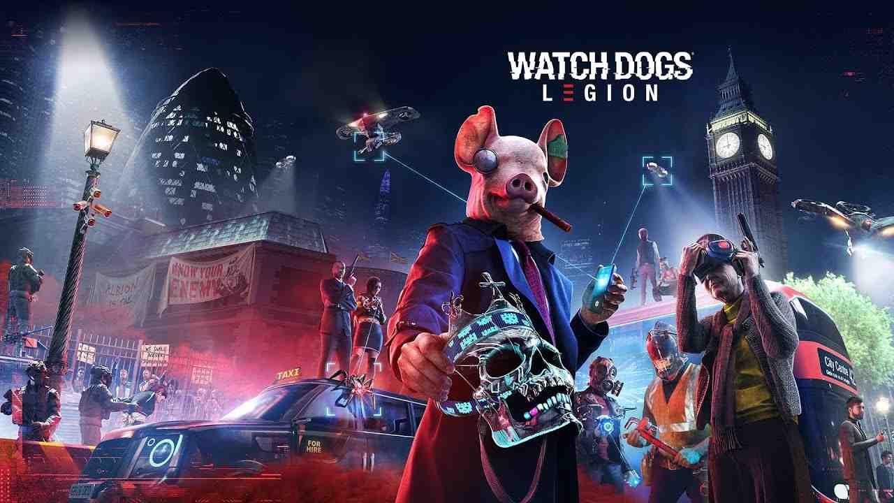 watch dogs legion online cross-pla