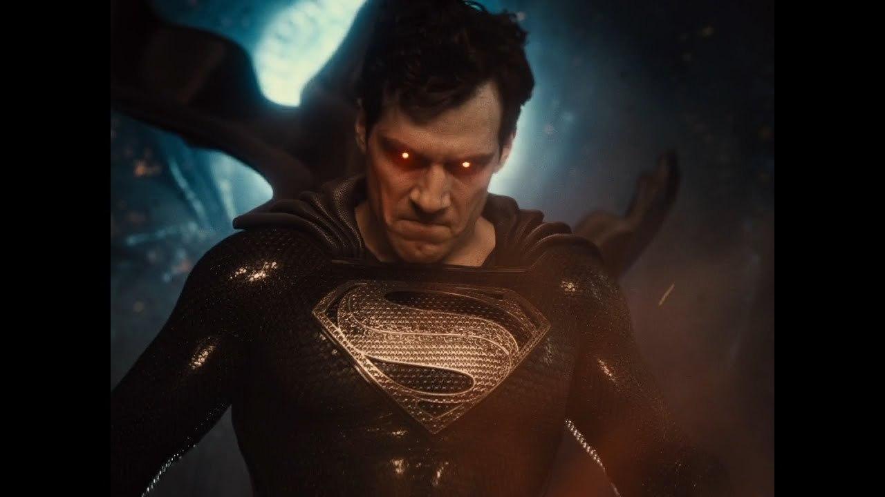 zack snyder's justice league superman trailer