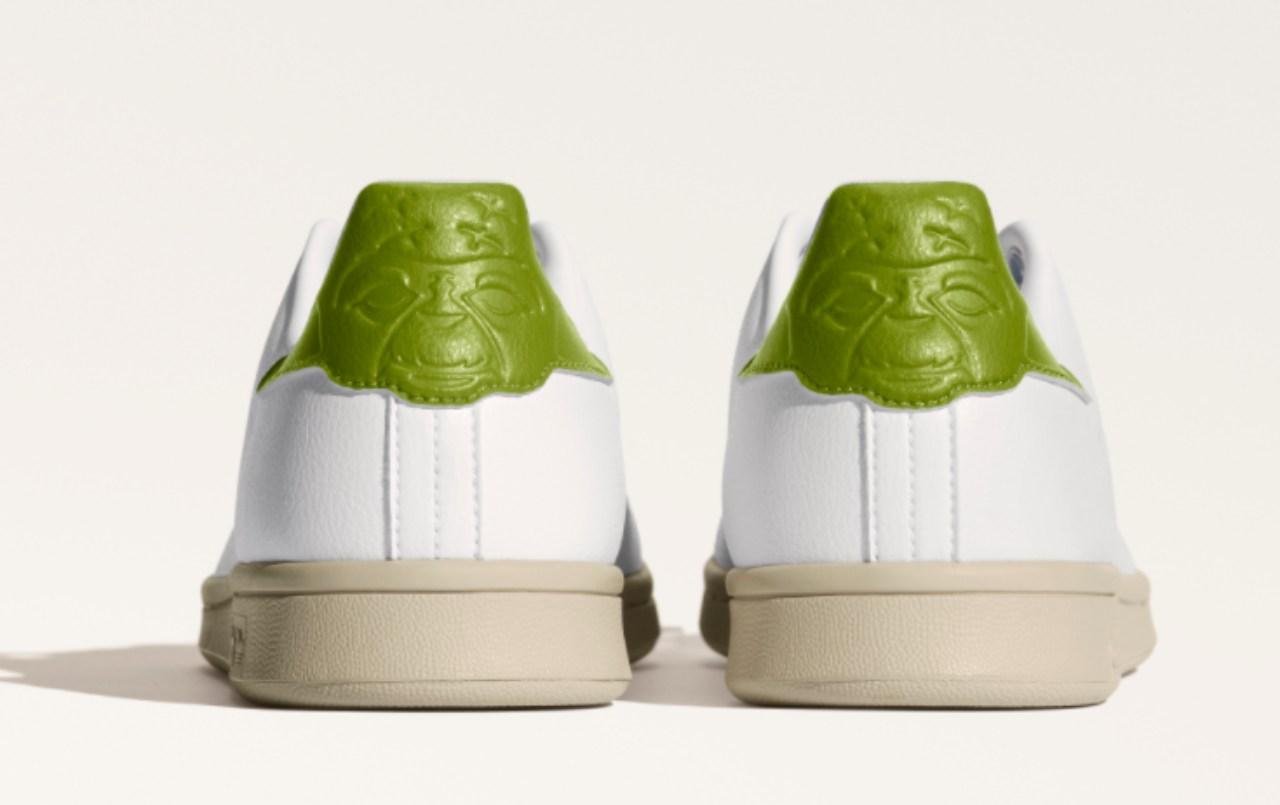 Adidas Yoda dietro