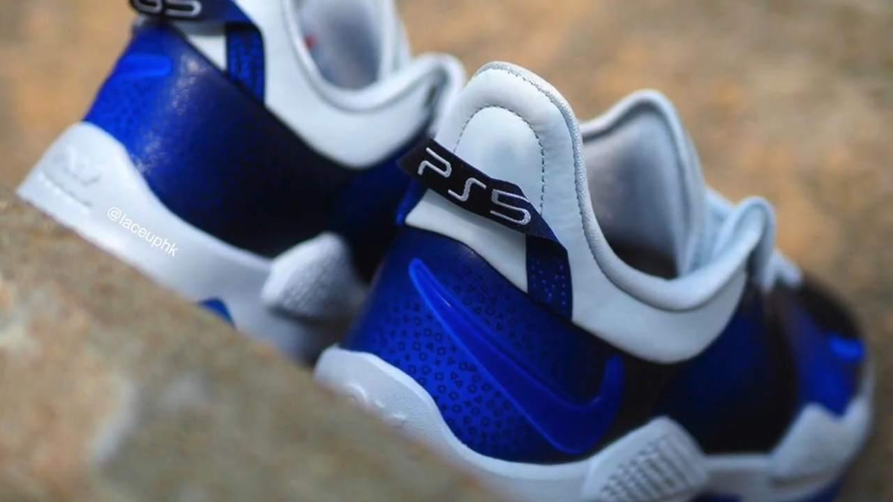 Arrivano le nuove scarpe Nike PG 5 con i colori PlayStation