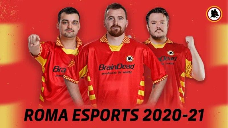 As Roma eSports 2021