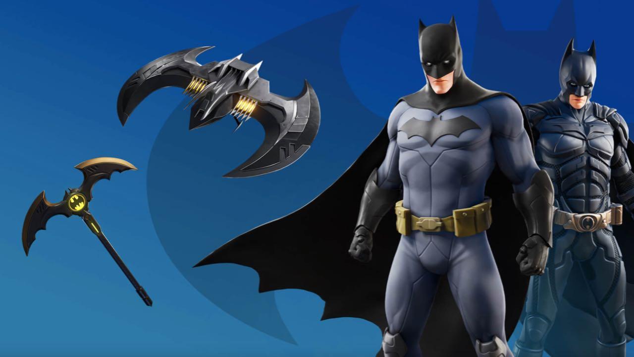 Batman x Fortnite Punto Zero