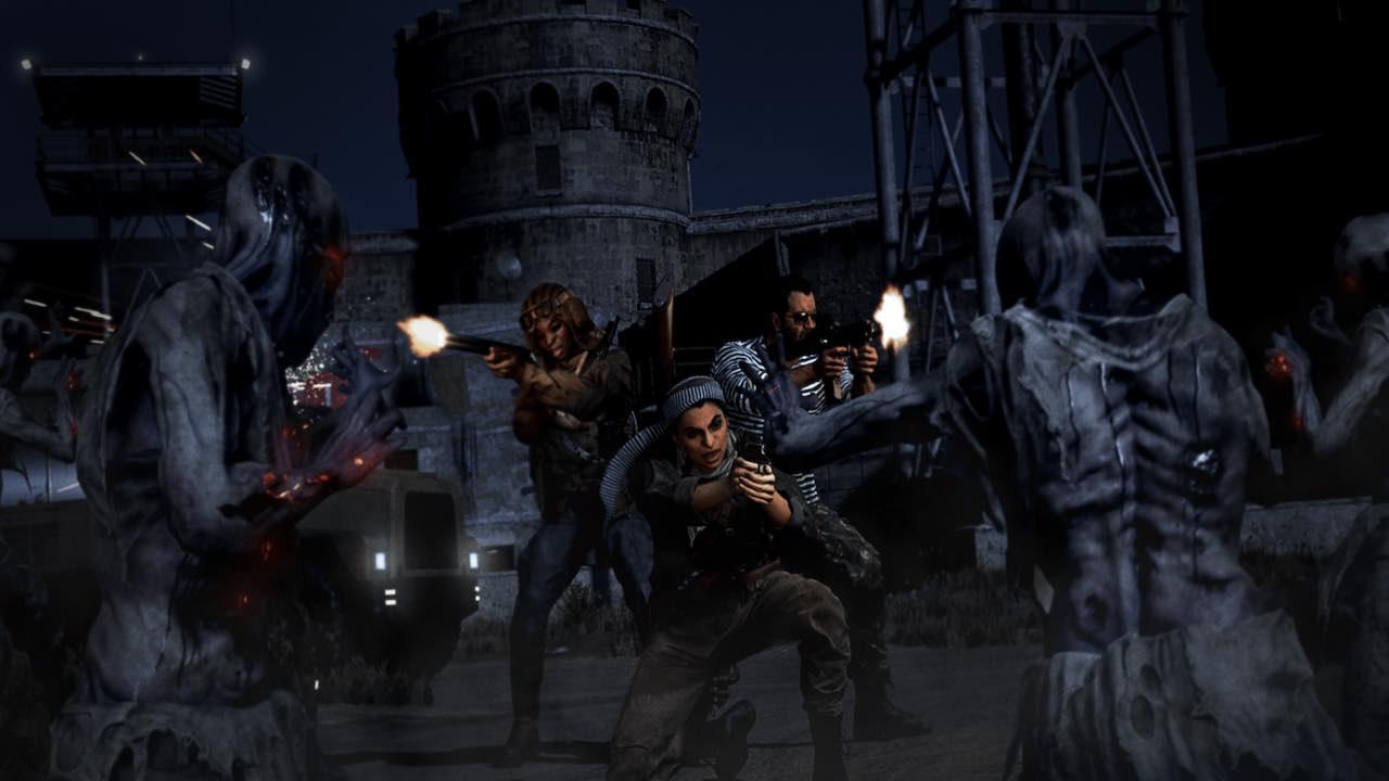 COD Warzone zombie