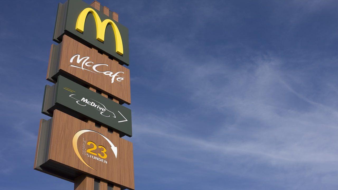 Cannucce McDonald's