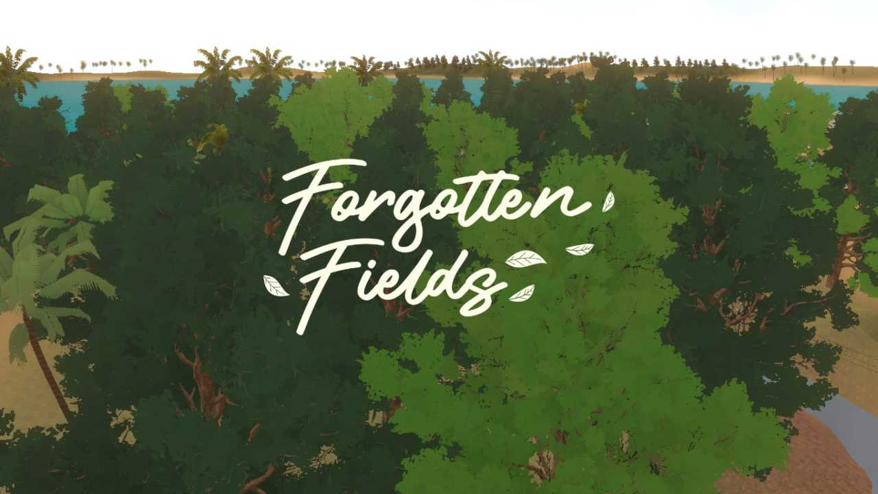 DEMO PROVATA PER VOI - Forgotten Fields: la magia del cinema