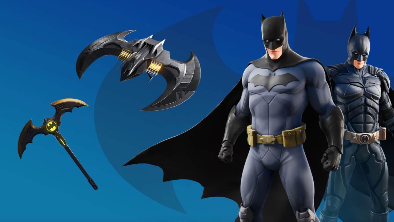 Fortnite x Batman Punto Zero