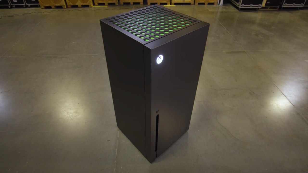 Frigo Xbox Series X