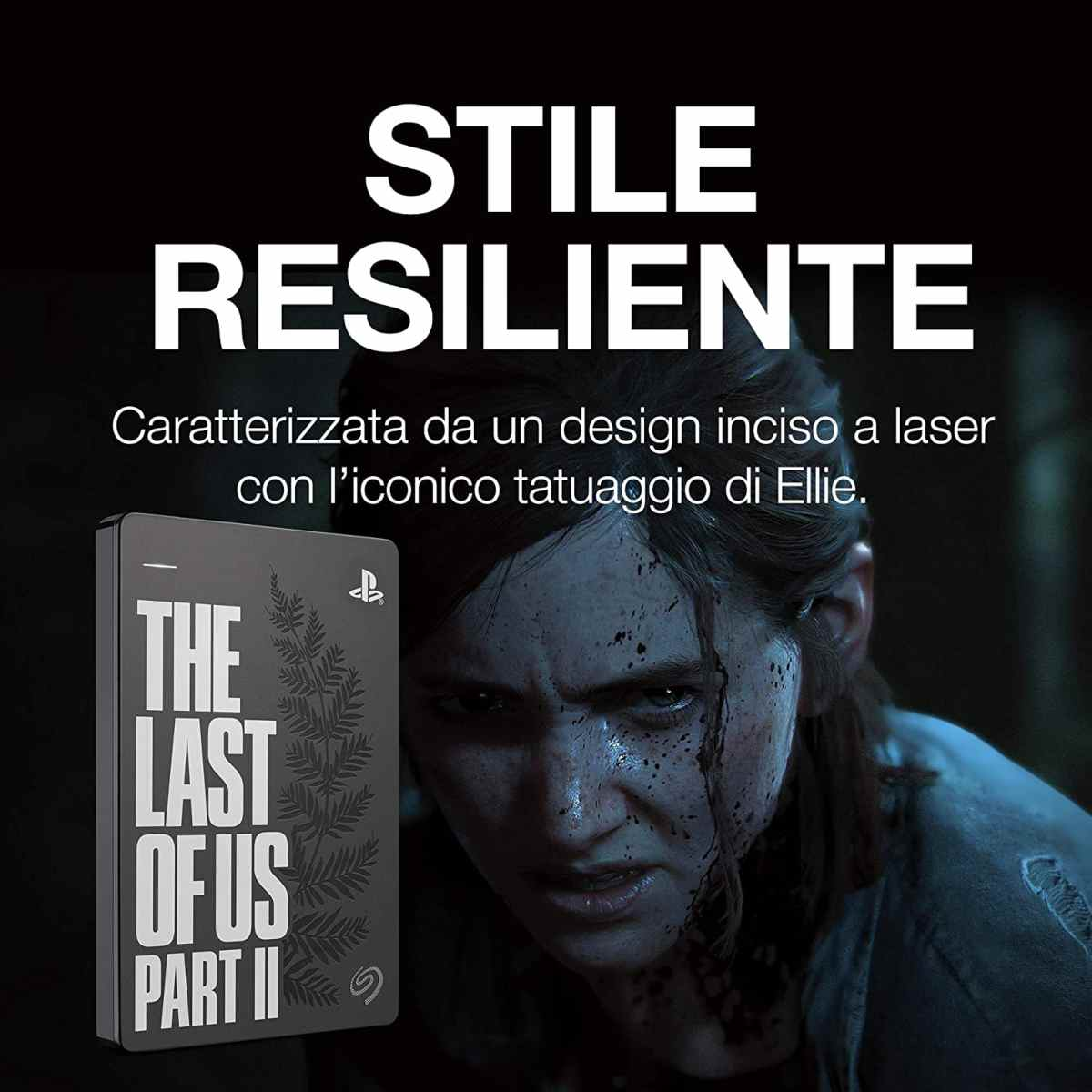 HDD The Last of Us Parte 2