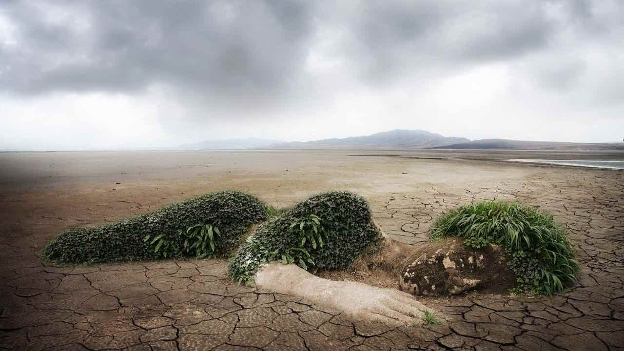 L'inquinamento della Terra