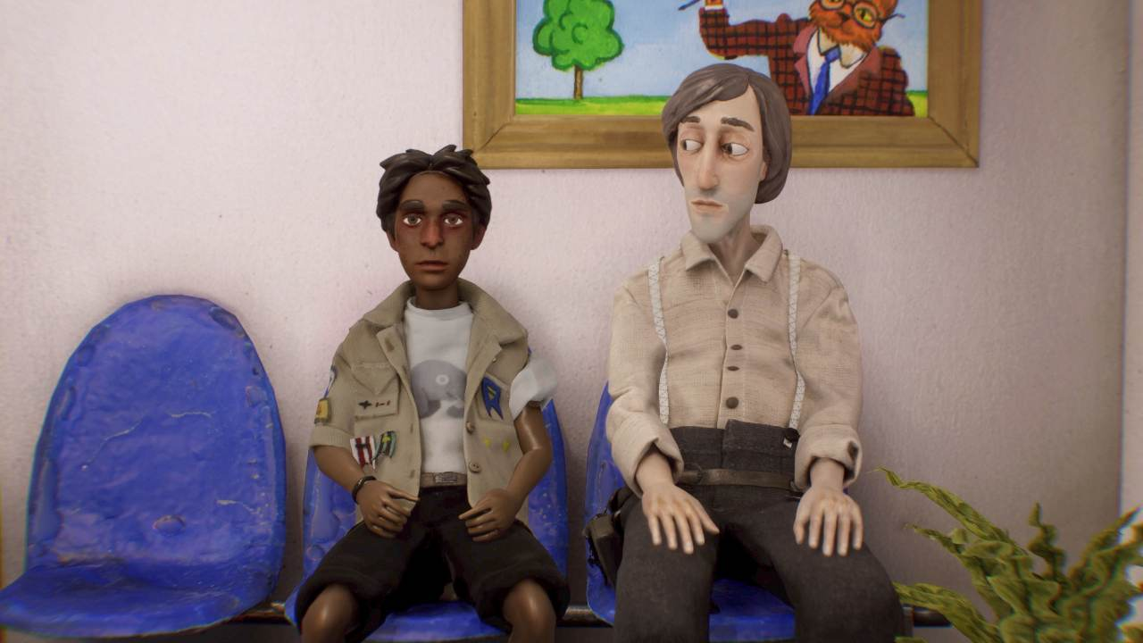 Nuovo trailer per Harold Halibut, il gioco in stop motion di Slow Bros