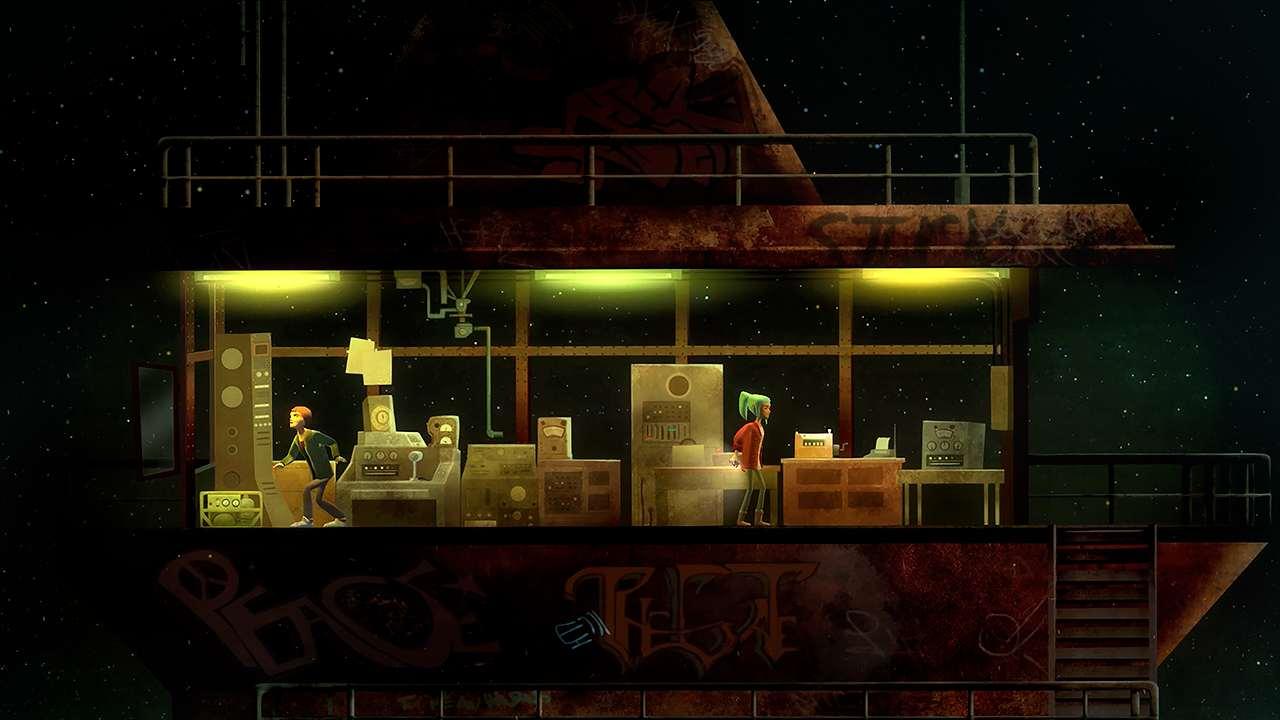 Oxenfree 2: Lost Signal, l'annuncio di Night School Studio al Nintendo Indie World