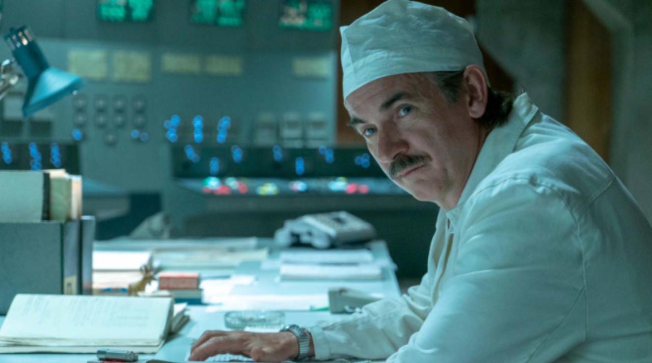 Paul Ritter in Chernobyl