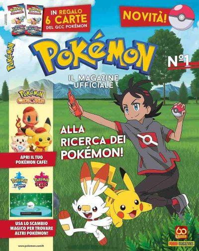 rivista Pokémon