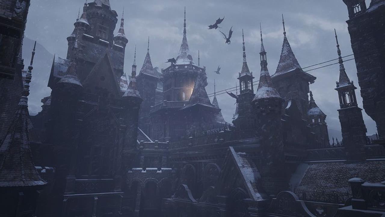 Resident Evil Village audio 3D