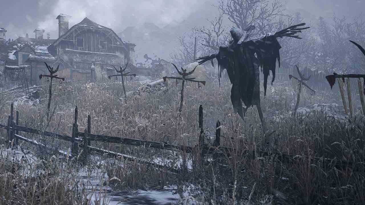 Resident Evil Village durata