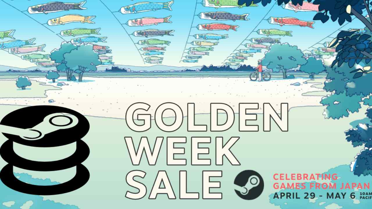 Steam, arrivano le date per la prossima Golden Week Sale?
