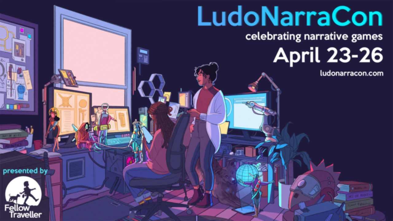 Su Steam parte il LudoNarraCon 2021 per celebrare i titoli narrativi più innovativi