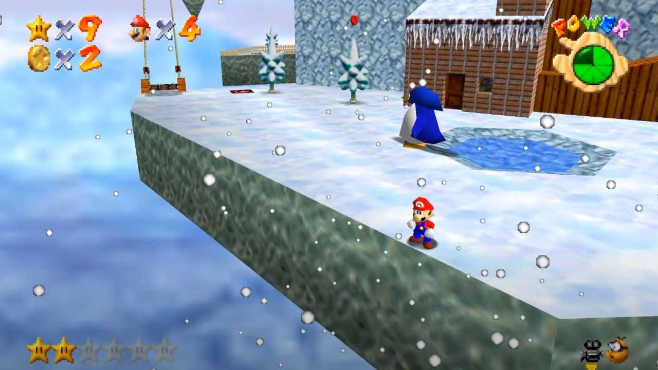 Super Mario 64 Plus