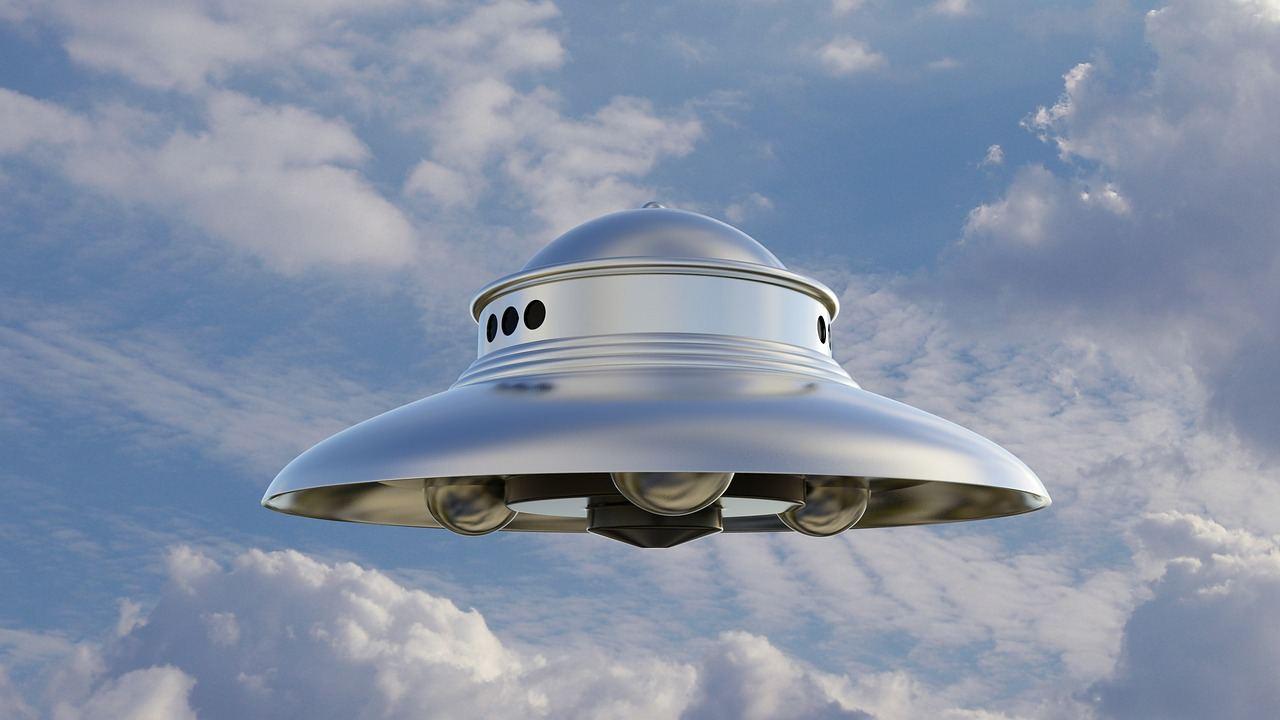 UFO navicella