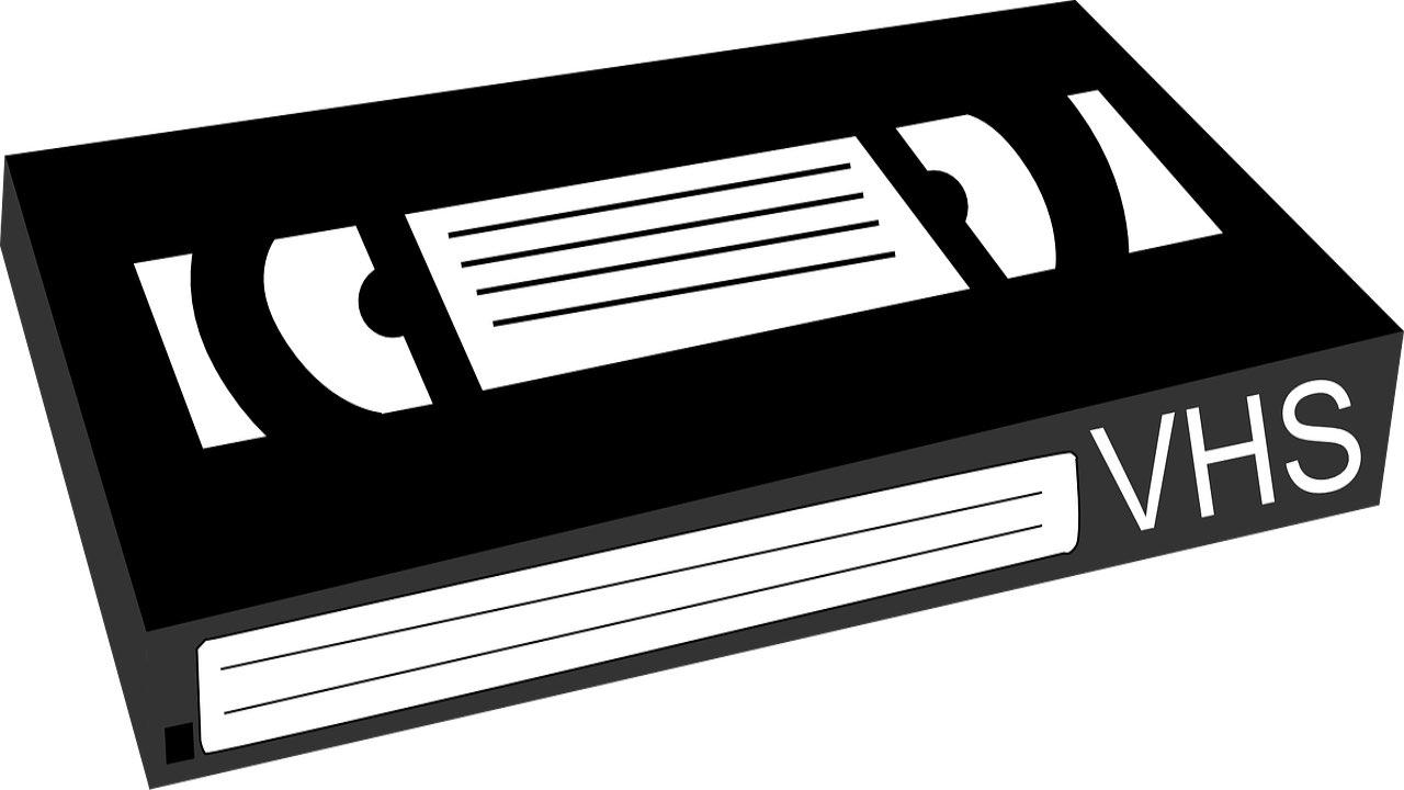 VHS noleggiata