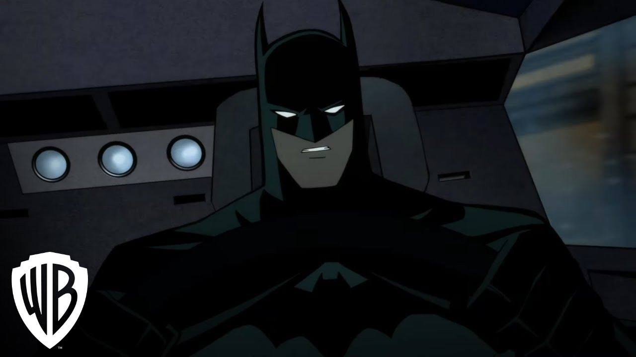 batman lungo halloween trailer