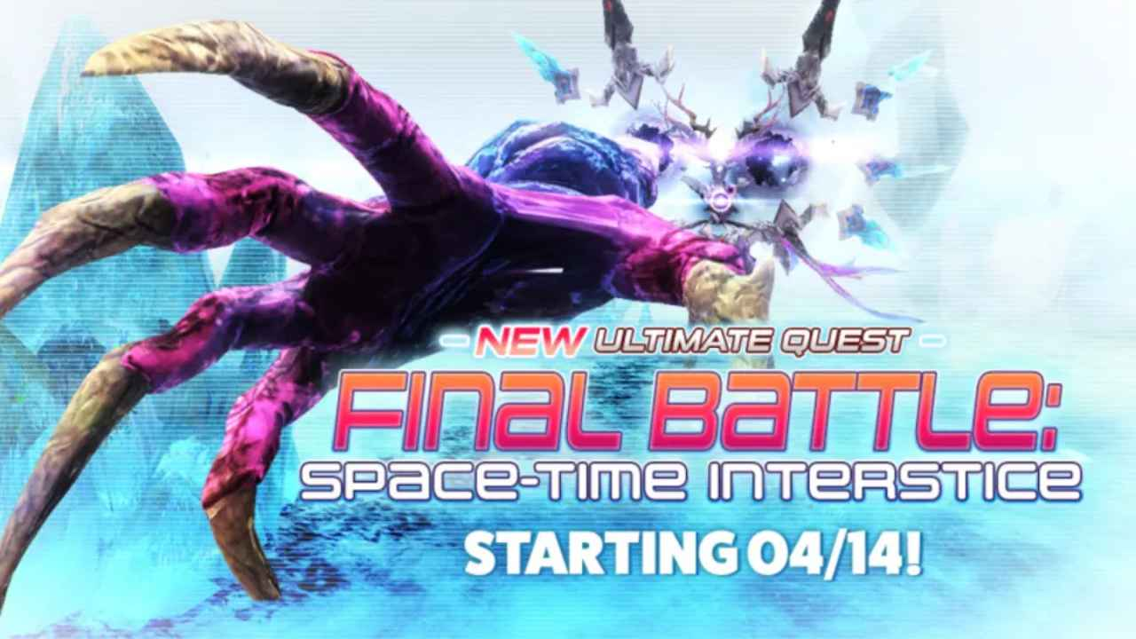 final battle time space interstice
