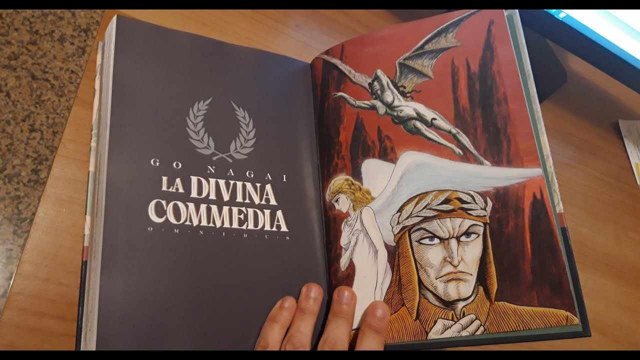 go nagai divina commedia dante