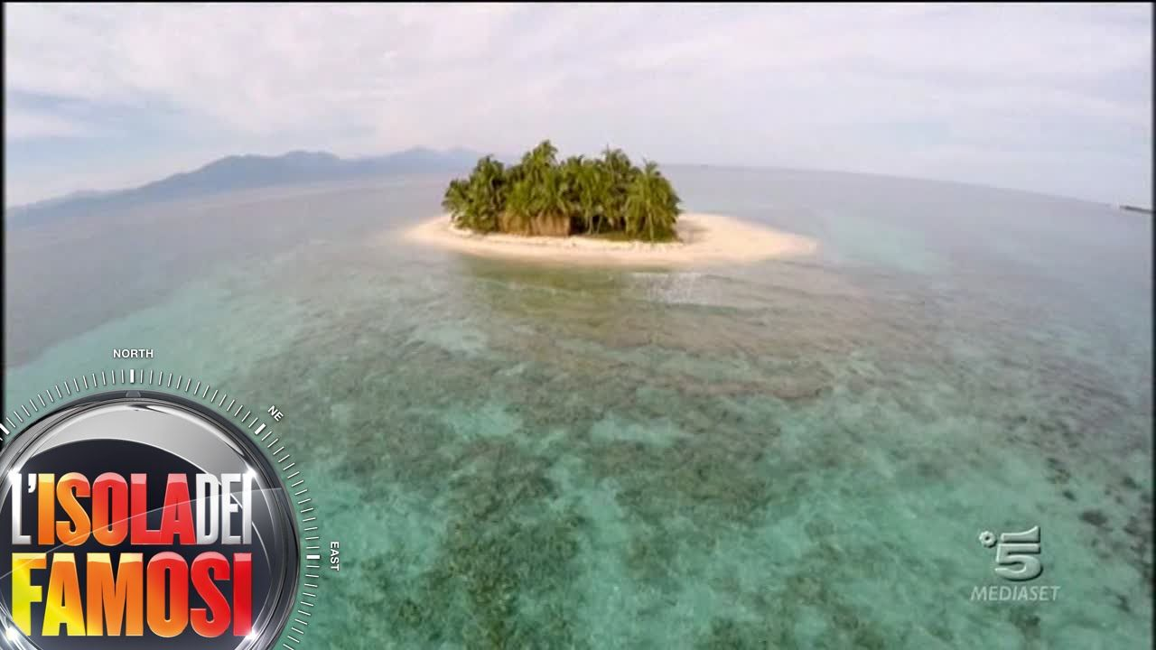 isola dei famosi nintendo