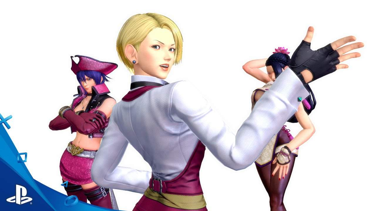 the king of fighters 15 king