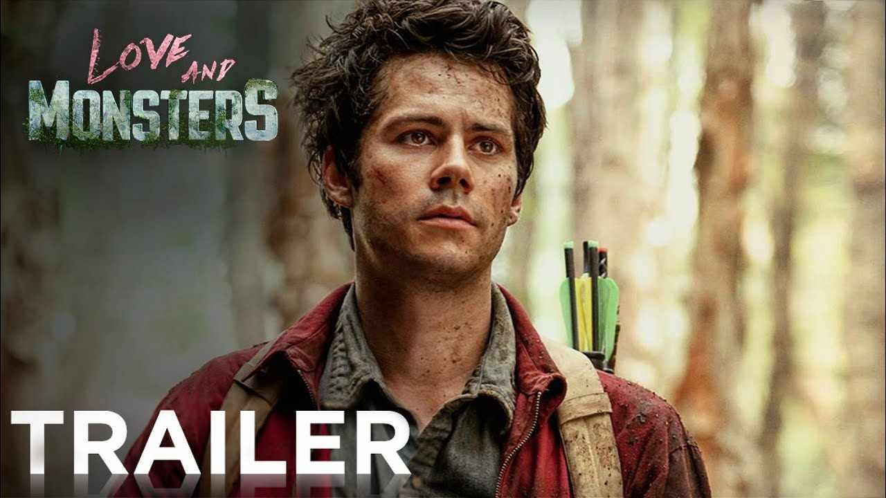love and monsters  trailer