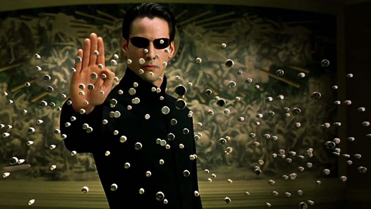 Matrix Reloaded film