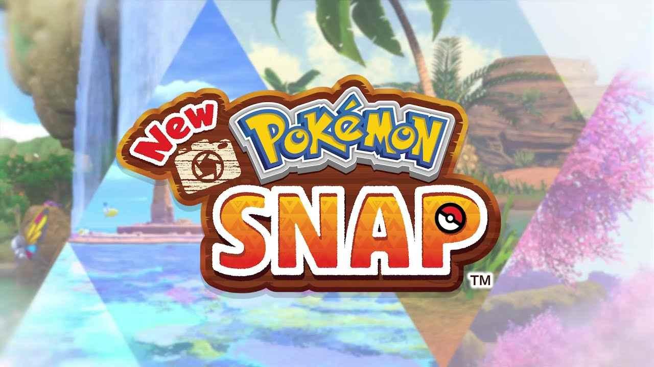 Pokémon GO New Pokémon Snap