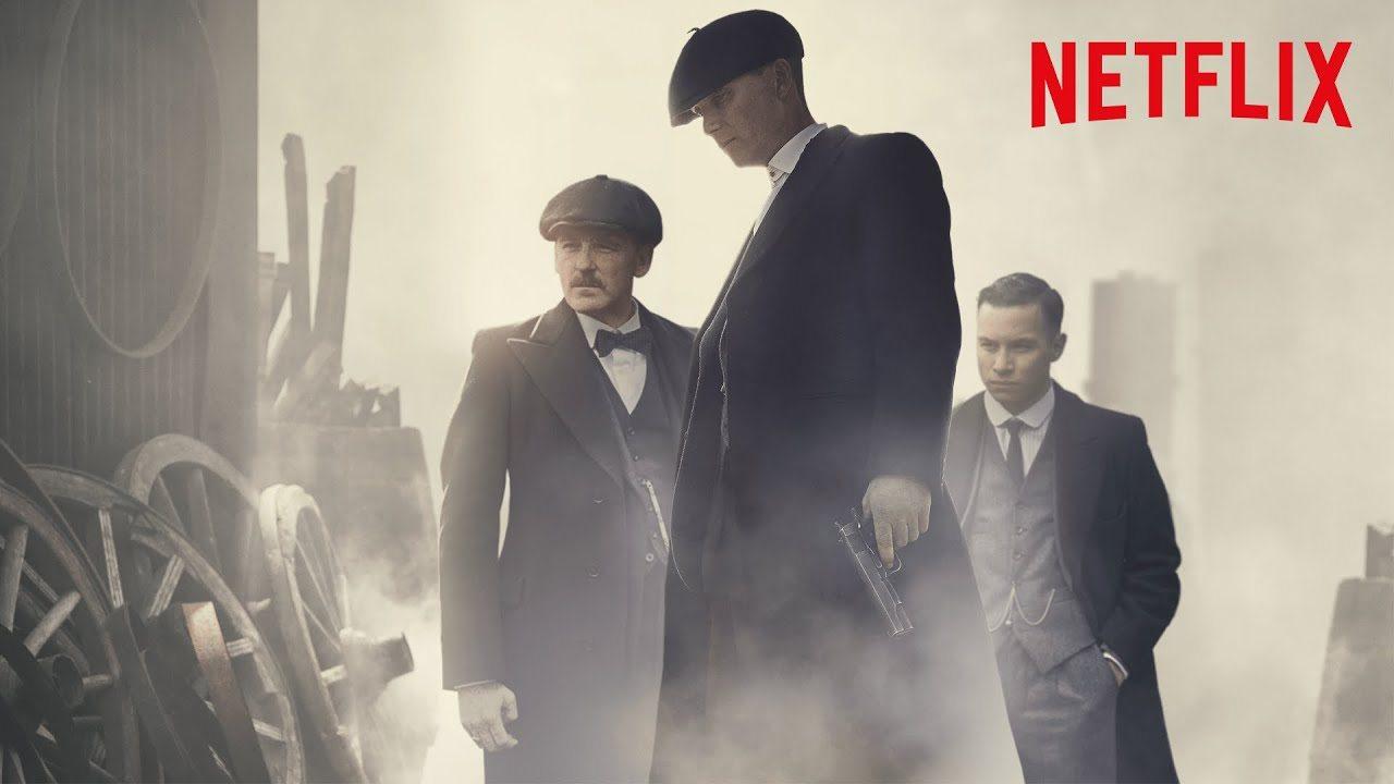 peaky blinders 6 Netflix