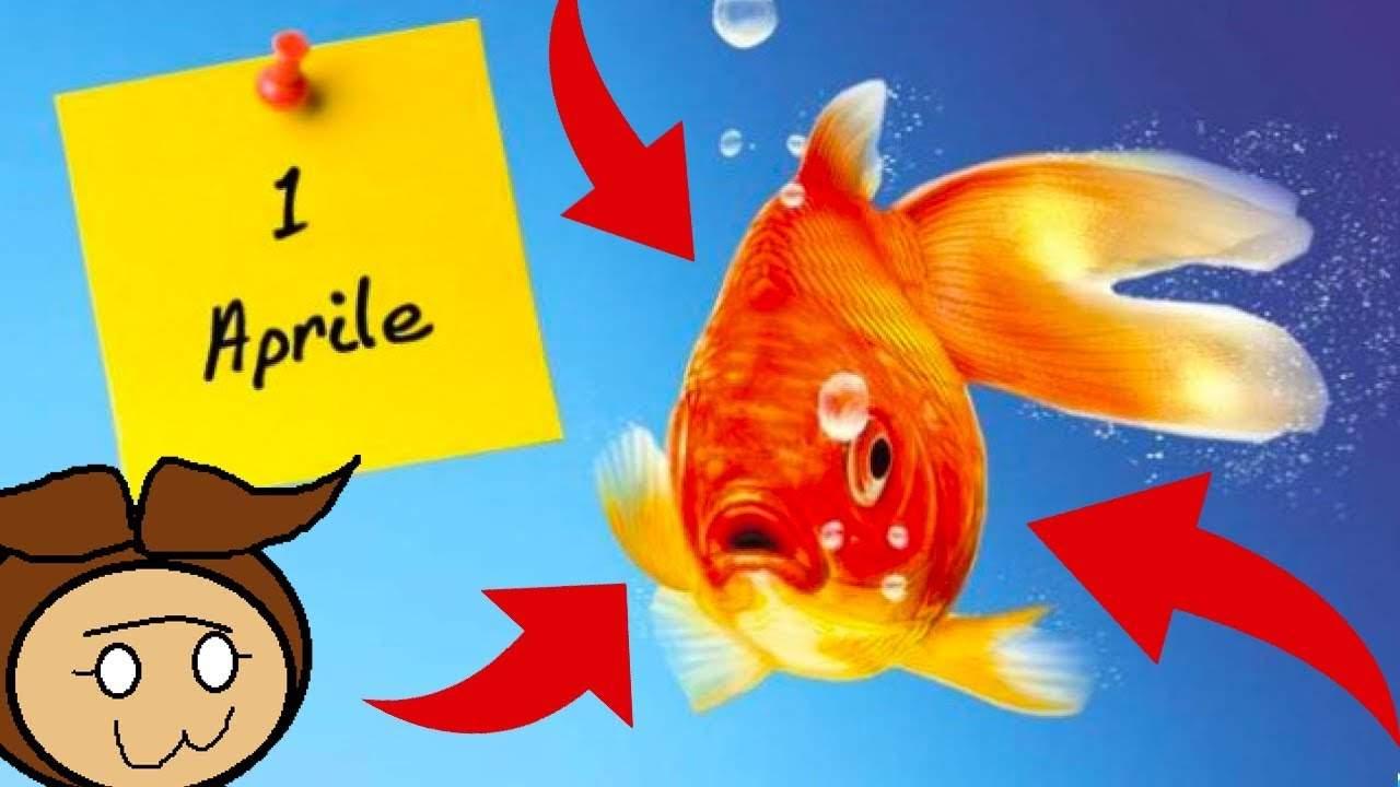 pesce d'aprile origine