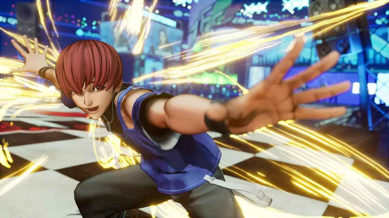 the king of fighters 15 chris gameplay